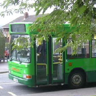 Nu-Venture bus