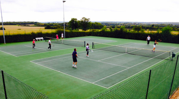Trottiscliffe Tennis Courts