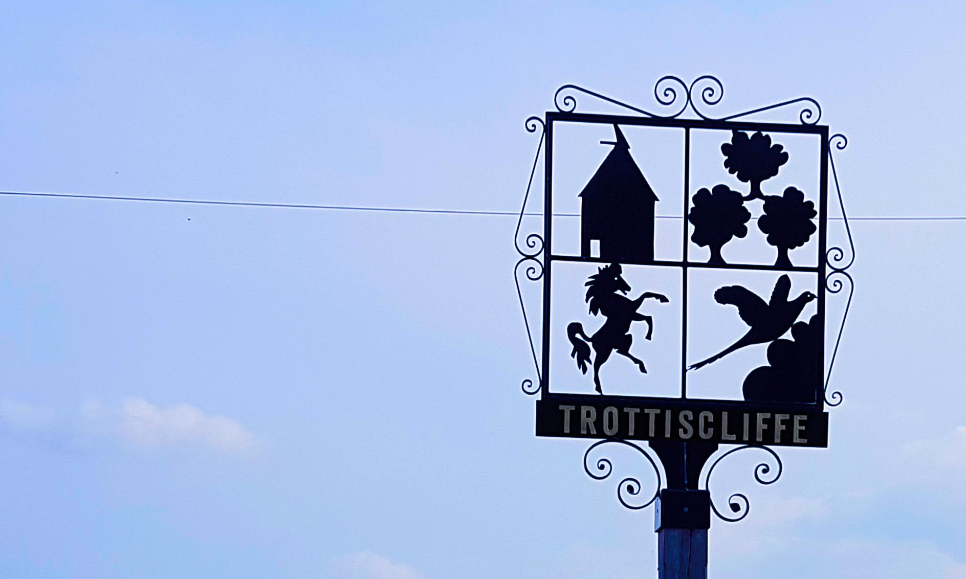 Trottiscliffe Village Sign