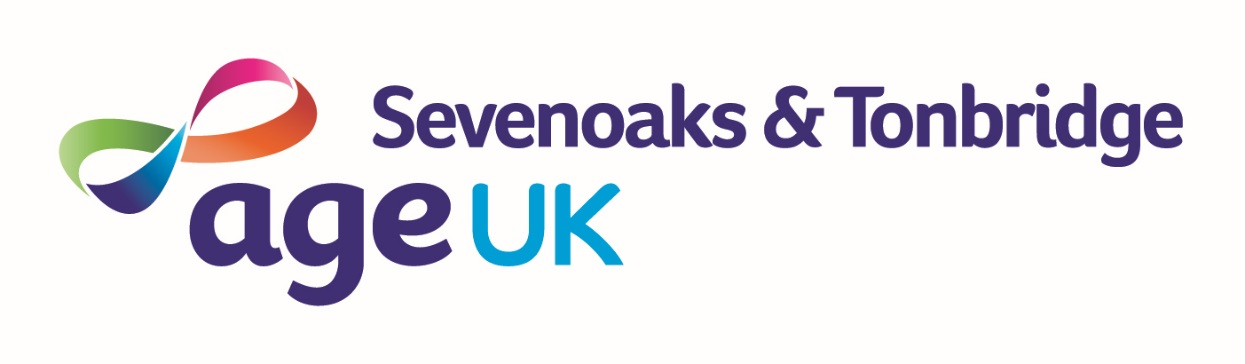 Age UK Sevenoaks & Tonbridge logo